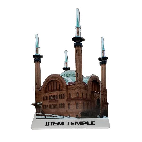 Irem Temple Shelf Buddy