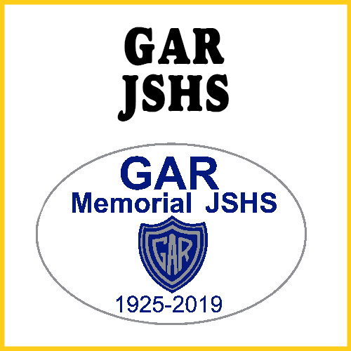 GAR Memorial JSHS Bumper Sticker