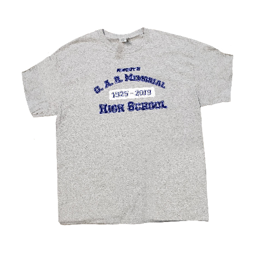 View Product GAR High School T-Shirt